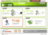 Site e-commerce spykee by meccano